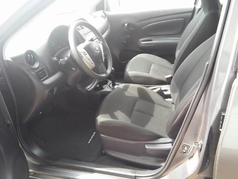 2016 Nissan Versa 1.6 S 4dr Sedan 5M - Ocean Springs MS