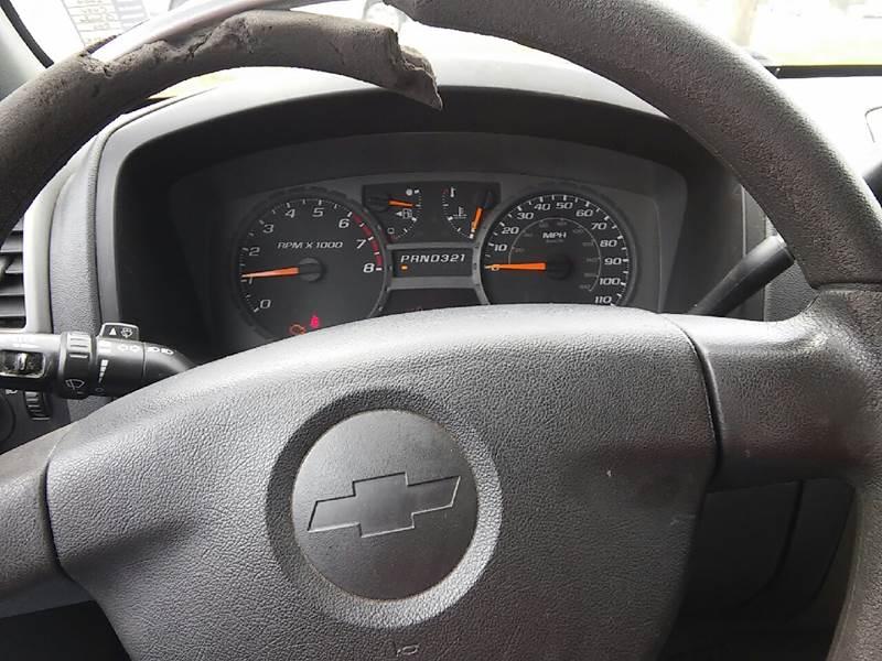 2004 Chevrolet Colorado 4dr Crew Cab Z71 LS Rwd SB - Ocean Springs MS