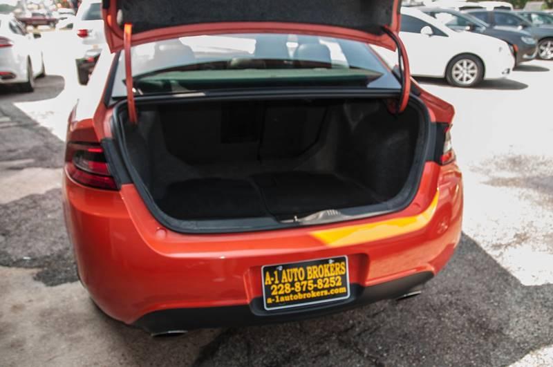 2015 Dodge Dart GT 4dr Sedan - Ocean Springs MS