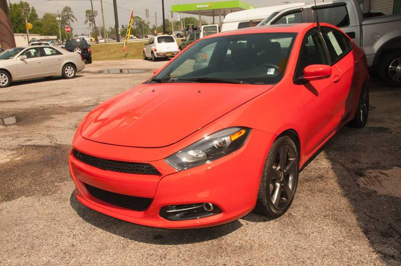 2015 Dodge Dart GT 4dr Sedan - Ocean Springs MS