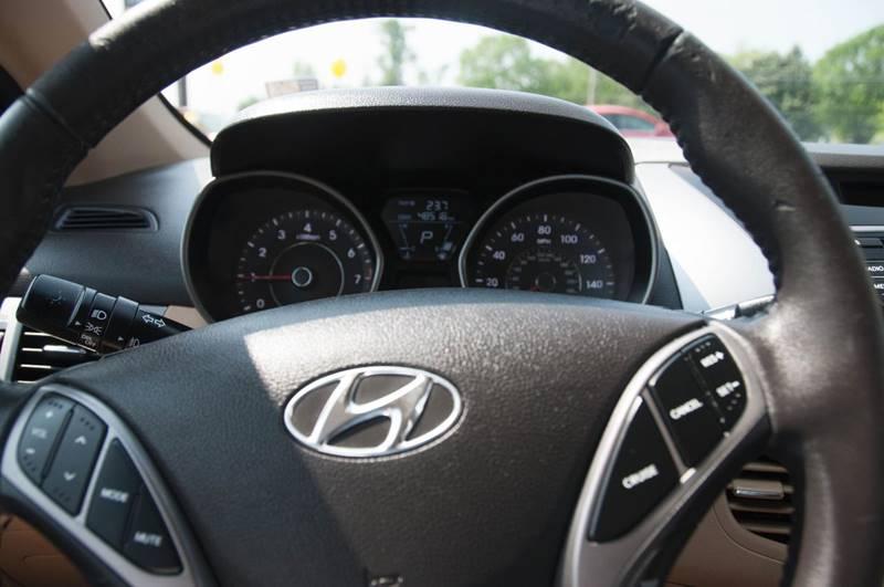 2013 Hyundai Elantra Limited 4dr Sedan - Ocean Springs MS