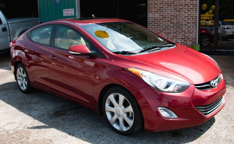2013 Hyundai Elantra Limited 4dr Sedan - Ocean Springs MS