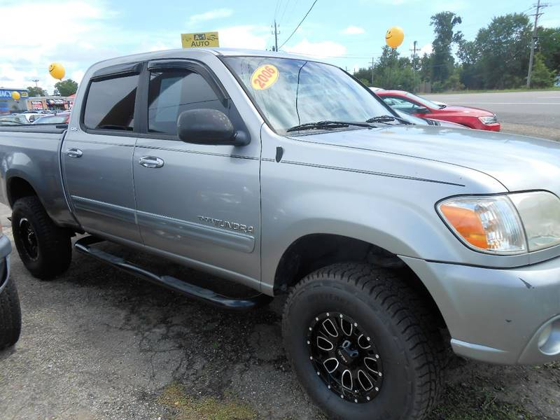 2006 Toyota Tundra SR5 4dr Double Cab SB (4.7L V8) - Ocean Springs MS