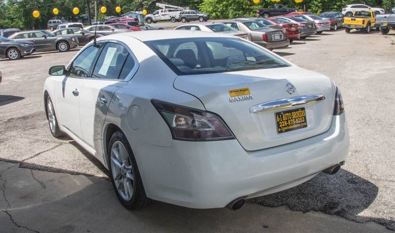 2013 Nissan Maxima 3.5 SV 4dr Sedan - Ocean Springs MS