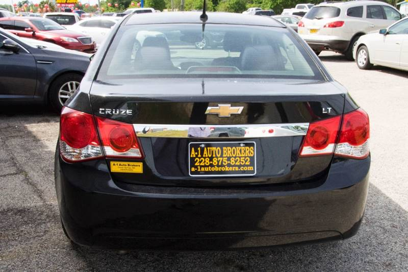 2014 Chevrolet Cruze 1LT Auto 4dr Sedan w/1SD - Ocean Springs MS