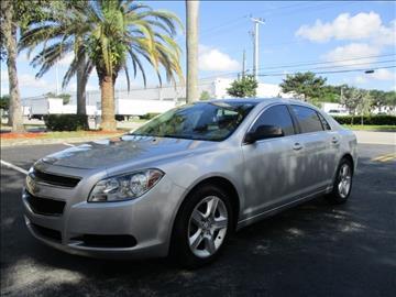 2011 Chevrolet Malibu for sale in Miami, FL