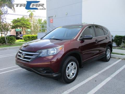 2012 Honda CR-V for sale in Miami, FL
