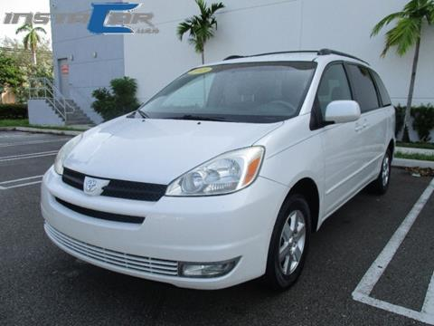 2005 Toyota Sienna for sale in Miami, FL