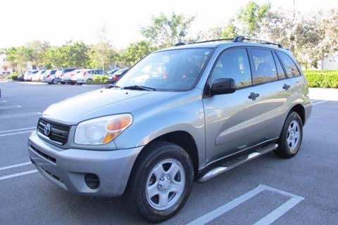 Toyota RAV For Sale In Miami FL Carsforsalecom - 2005 rav4