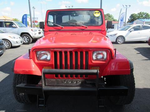 1998 Jeep Wrangler for sale in Hialeah, FL