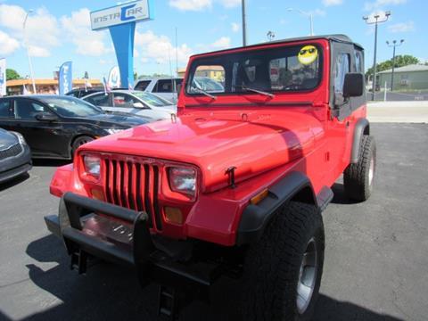 1990 Jeep Wrangler for sale in Hialeah, FL