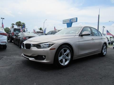 2013 BMW 3 Series for sale in Hialeah, FL