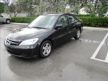 2004 Honda Civic for sale in Miami, FL
