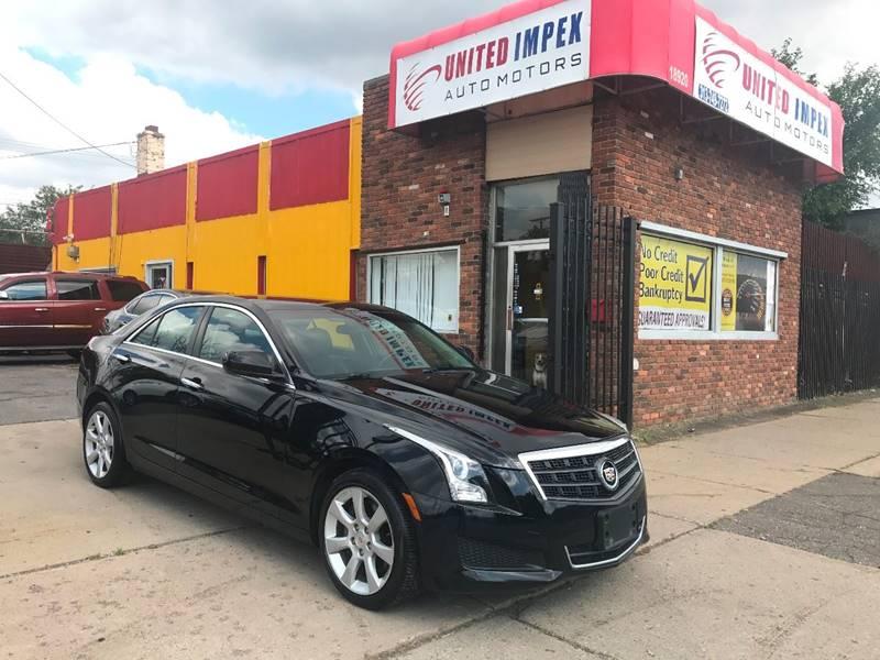 Impex Used Cars >> United Impex Auto Motors - Used Cars - Detroit, MI Dealer