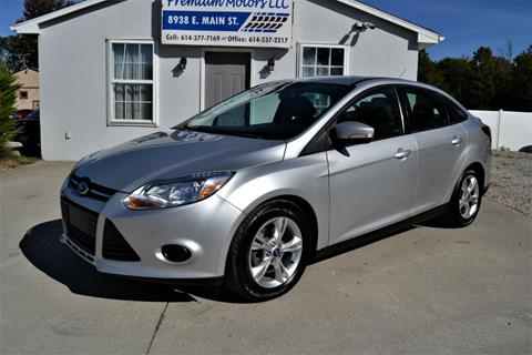 2013 Ford Focus for sale in Reynoldsburg, OH