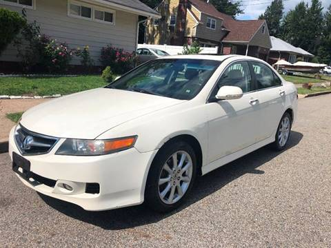 2008 Acura TSX for sale in Paterson, NJ
