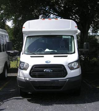 2016 Micro Bird T-Series 25 Passenger (8410) for sale in Tampa, FL