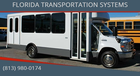 2017 World Trans 260  16+2 Passenger  (8786) for sale in Tampa, FL