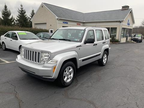 2011 Jeep Liberty for sale in Limerick, PA