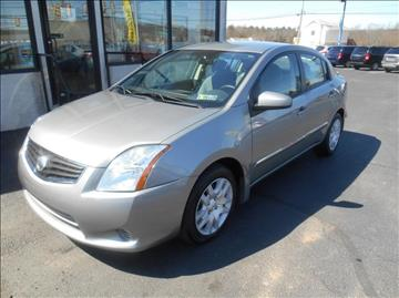 2012 Nissan Sentra for sale in Limerick, PA
