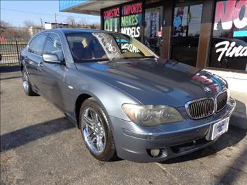 2006 BMW 7 Series for sale in Baltimore, MD