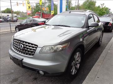2005 Infiniti FX45 for sale in Baltimore, MD