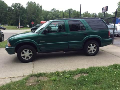 2000 Oldsmobile Bravada for sale in Pontiac, MI