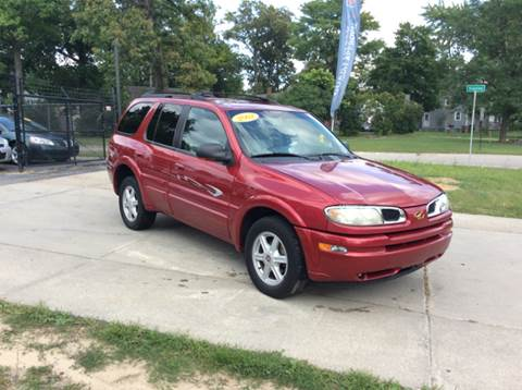 2002 Oldsmobile Bravada for sale in Pontiac, MI