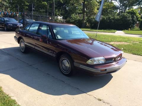 1992 Oldsmobile Eighty-Eight Royale for sale in Pontiac, MI