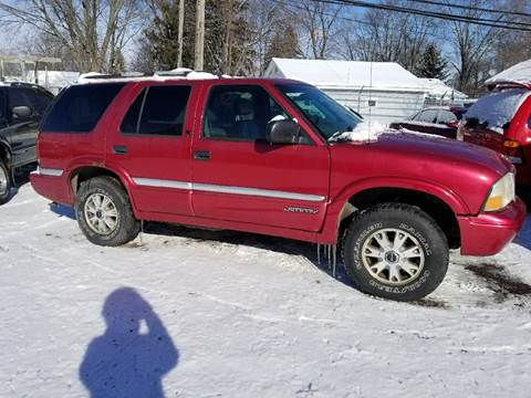 2000 GMC Jimmy for sale in Pontiac, MI