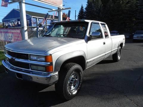 1994 Chevrolet C/K 2500 Series for sale in Pontiac, MI