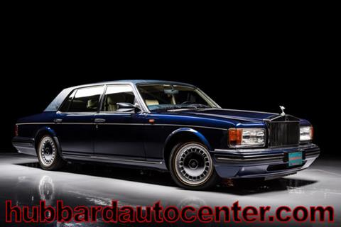 1996 Rolls-Royce Silver Spur for sale in Scottsdale, AZ