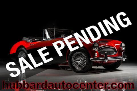 1965 Austin-Healey 3000 MK III BJ8 for sale in Scottsdale, AZ