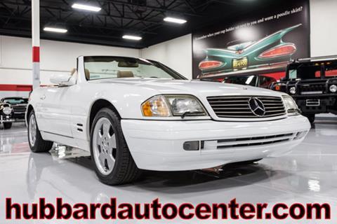 2000 Mercedes-Benz SL-Class for sale in Scottsdale, AZ