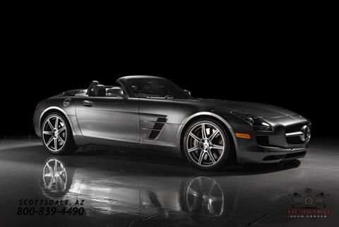 2012 Mercedes-Benz SLS AMG for sale in Scottsdale, AZ