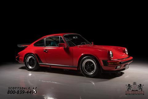 1984 Porsche 911 for sale in Scottsdale, AZ
