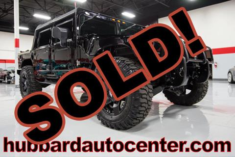 2000 AM General Hummer for sale in Scottsdale, AZ