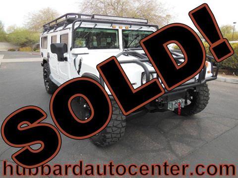 2006 HUMMER H1 Alpha for sale in Scottsdale, AZ