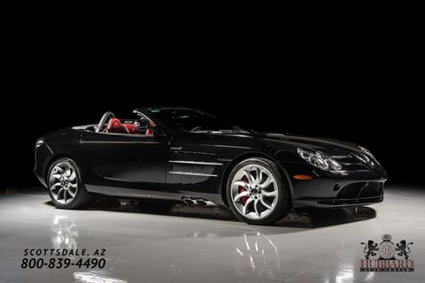 2009 Mercedes-Benz SLR for sale in Scottsdale, AZ