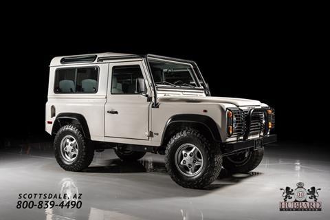 Land Rover Scottsdale >> 1997 Land Rover Defender For Sale In Scottsdale Az