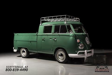 1965 Volkswagen Double Cab Pickup for sale in Scottsdale, AZ