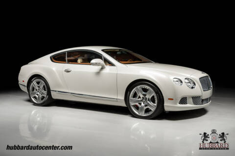 2012 Bentley Continental GT for sale at Hubbard Auto Center of Scottsdale in Scottsdale AZ