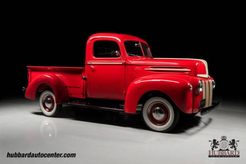 1947 Ford F-150 for sale at Hubbard Auto Center of Scottsdale in Scottsdale AZ