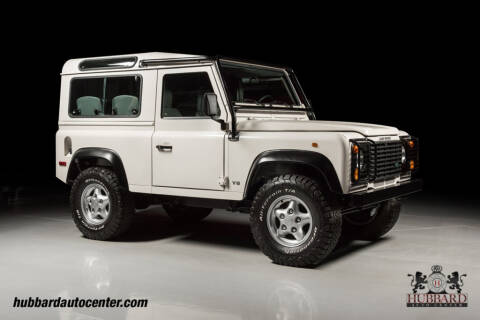 1997 Land Rover Defender for sale at Hubbard Auto Center of Scottsdale in Scottsdale AZ