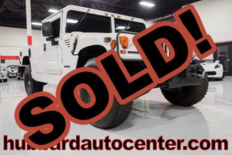 1996 AM General Hummer for sale in Scottsdale, AZ