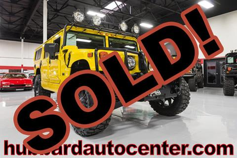 2006 HUMMER H1 Alpha for sale in Scottsdale, AZ