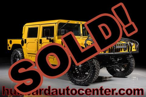 1999 AM General Hummer for sale in Scottsdale, AZ