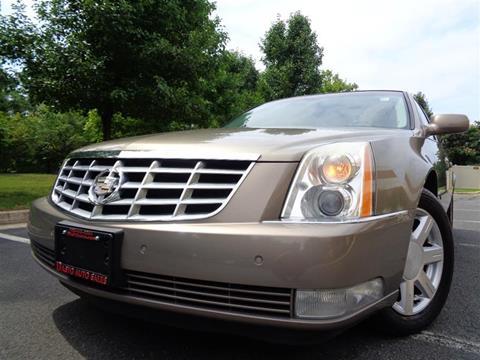 2007 Cadillac DTS for sale in Manassas, VA