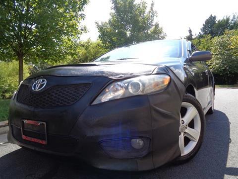 2010 Toyota Camry for sale in Manassas, VA
