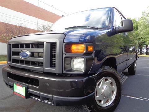 2013 Ford E-Series Wagon for sale in Manassas, VA